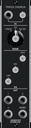 MU Module Haible Triple Chorus from Free State FX