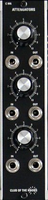 MU Module C 995 from Club of the Knobs