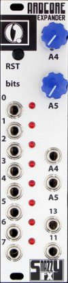 Eurorack Module ArdCore Expander from Snazzy FX