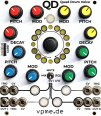 vpme.de QD - Quad Drum Voice (white panel)