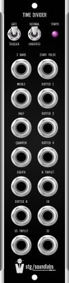 MU Module Time Divider from STG Soundlabs