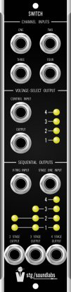MU Module Switch from STG Soundlabs