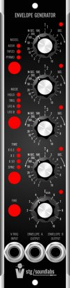 MU Module Envelope Generator from STG Soundlabs