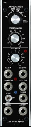 MU Module C 951 from Club of the Knobs