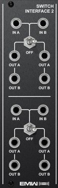 Eurorack Module SWITCH INTERFACE 2 from EMW
