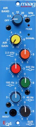 500 Series Module EQ4 from Maag Audio