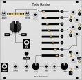 Grayscale Turing Machine - Grayscale Hybrid Panel