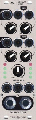 Eurorack Module XOT from Catoff