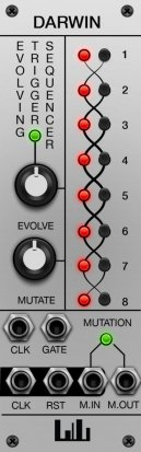 Eurorack Module Darwin from Numerical