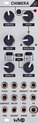Eurorack Module Chimera from WMD