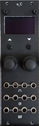 Eurorack Module µO_C from Other/unknown