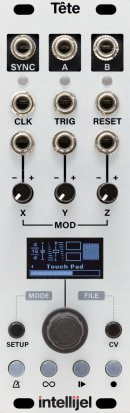 Eurorack Module Tete from Intellijel