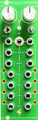 Eurorack Module Path from ST Modular