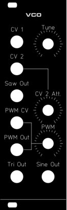 Eurorack Module VCO from Other/unknown