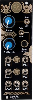 Eurorack Module VCLFO-C from omsonic