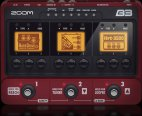 Zoom B3 Bass Multi Effect
