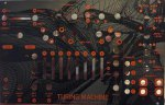 Music Thing Modular Turing Machine - Magpie Modular Mega Panel