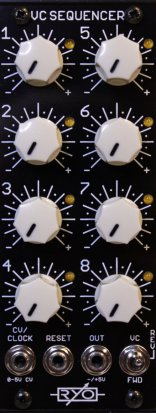 Eurorack Module VC Sequencer from RYO