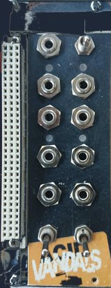 Eurorack Module Medigrade MidiCV + Utilities from Other/unknown