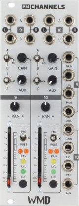 Eurorack Module PM Channels from WMD