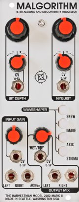 Eurorack Module Malgorithm Mark II from The Harvestman