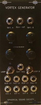 Eurorack Module Spherical Sound Society - Vortex Generator from Other/unknown