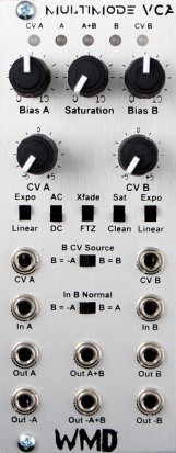 Eurorack Module Multimode VCA from WMD
