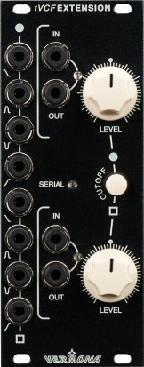 Eurorack Module tVCF-Extension from Vermona