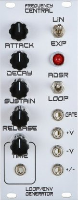 Eurorack Module Loop/Env from Frequency Central