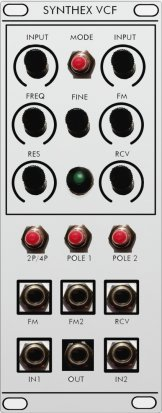 Eurorack Module Synthex VCF from Other/unknown