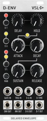 Eurorack Module D-ENV from Vintage Synth Lab