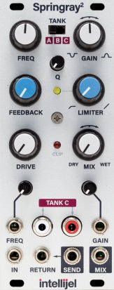 Eurorack Module Springray II from Intellijel