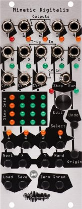 Eurorack Module Mimetic Digitalis from Noise Engineering