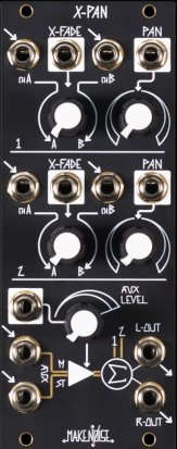 Eurorack Module X-Pan from Make Noise