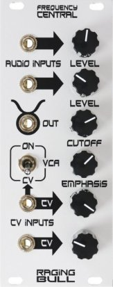 Eurorack Module Raging Bull from Frequency Central