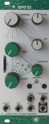 Eurorack Module Bang from Livestock Electronics