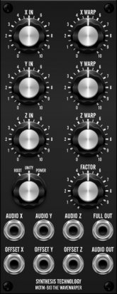 MU Module MOTM-510 WAVEWARPER - MU version from Other/unknown