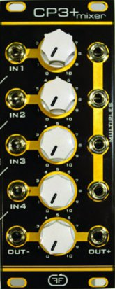 Eurorack Module CP3PLUS from Feedback