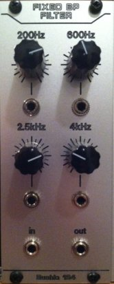 Eurorack Module Buchla 194 Clone from Other/unknown