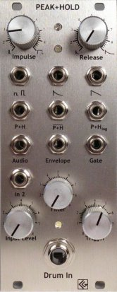 Eurorack Module Peak+Hold from CG Products