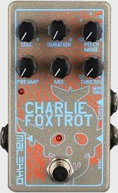 Pedals Module Charlie Foxtrot from Malekko Heavy Industry
