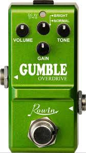 Pedals Module Gumble LN-615  from Rowin