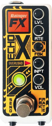 Pedals Module Echo-X from Rainger FX