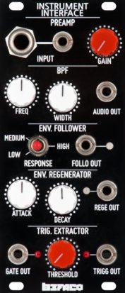 Eurorack Module Instrument Interface from Befaco