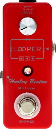 Pedals Module Mini Looper from Harley Benton