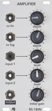Eurorack Module RS-180N from Analogue Systems