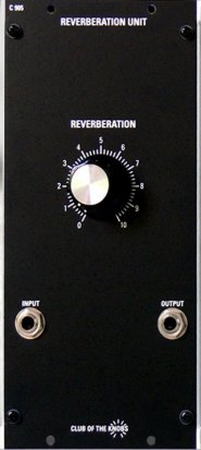 MU Module C 905 from Club of the Knobs