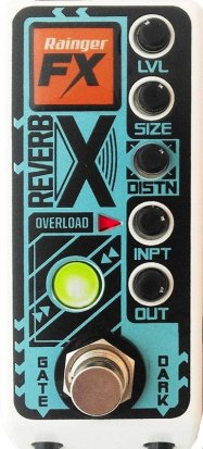 Pedals Module Reverb-X  from Rainger FX