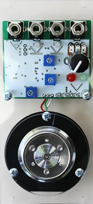 Eurorack Module SeaGoUt from Gieskes