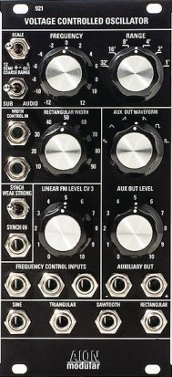 Eurorack Module 921 VCO from Aion Modular